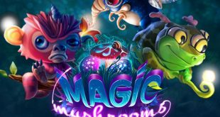 Play Magic Mushrooms Slot for Free