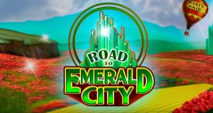 Play Wizard of Oz Road to Emerald City Slot for Free