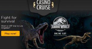 casino cruise jurassic slots