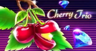 play cherry trio slot for free