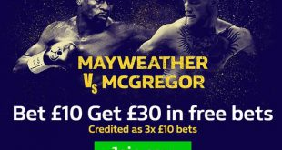 william hill promo code m30